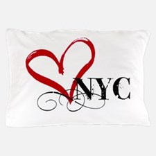 LOVE NYC FANCY Pillow Case