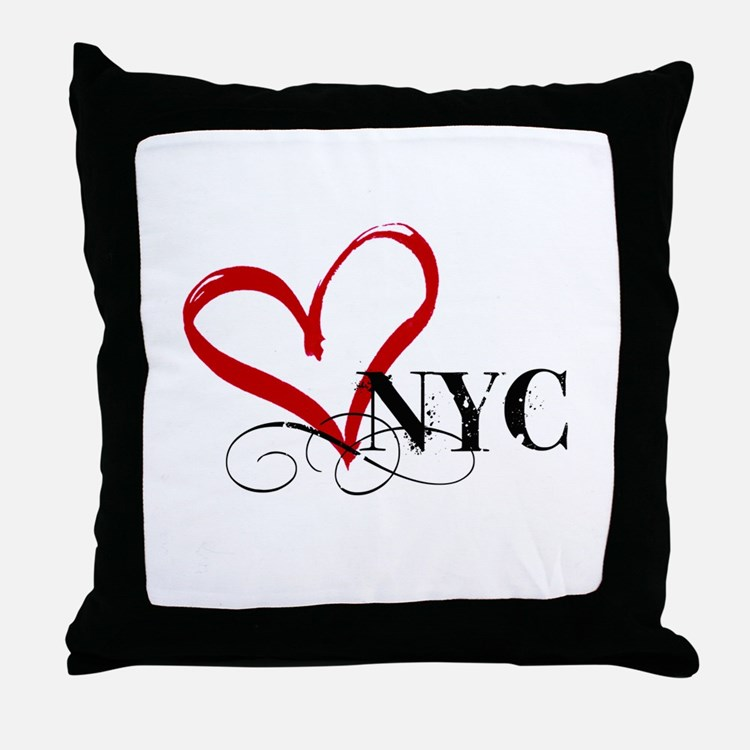 New York City Pillows, New York City Throw Pillows & Decorative Couch Pillows