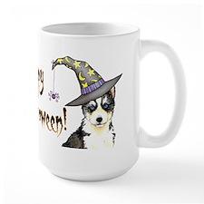 Halloween Husky Mug