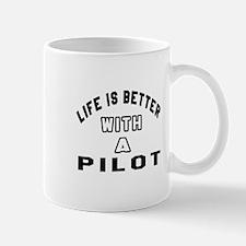 Pilot Designs Mug