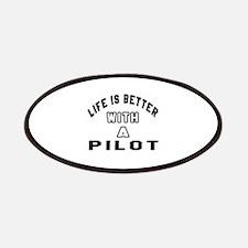 Pilot Designs Patch