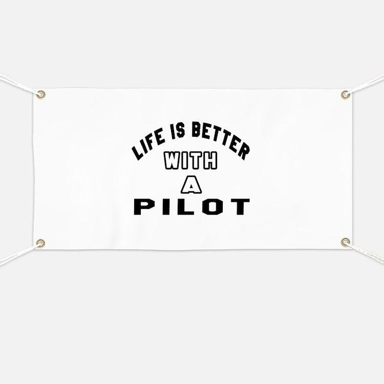 Pilot Designs Banner