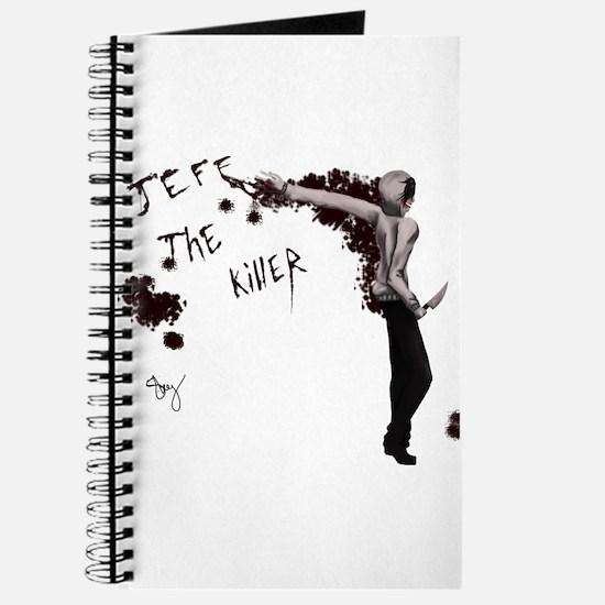 jeff the killer Journal