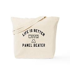 Panel Beater Designs Tote Bag