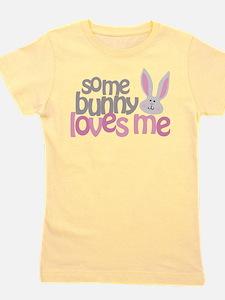 Unique Bunny Girl's Tee