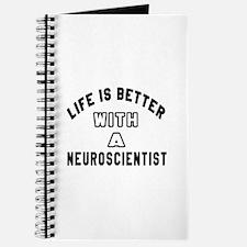 Neuroscientist Designs Journal