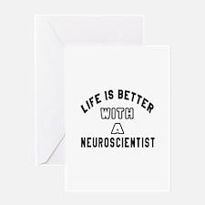 Neuroscientist Designs Greeting Card