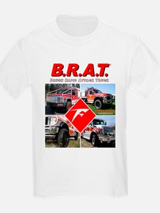 BRAT off-white T-Shirt