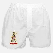 Jackson Raiders Boxer Shorts