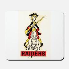 Jackson Raiders Mousepad