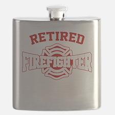Cute Fire fighter Flask