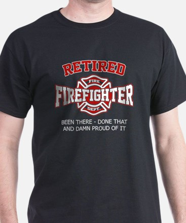 Cute Firefighter T-Shirt