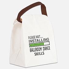 Please wait, Installing Ballroom Canvas Lunch Bag