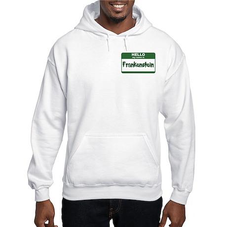 Frankenstein Hooded Sweatshirt