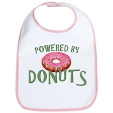 Powered By Donuts Bib