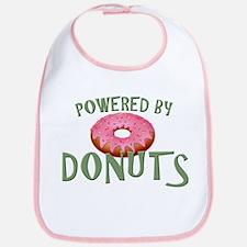Powered By Donuts Bib