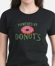 Powered By Donuts Tee
