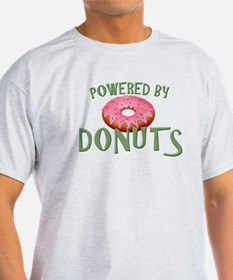 Powered By Donuts T-Shirt