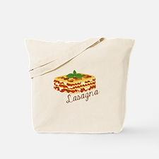 Lasagna Pasta Tote Bag