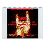 GBMI Band Wall Calendar