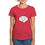 LIGHTS OUT Women's Dark T-Shirt