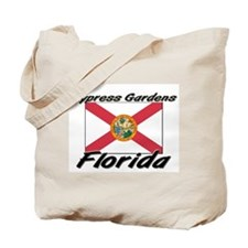 Cypress Gardens Florida Tote Bag