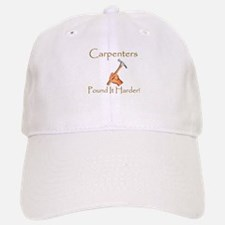 Carpenter Humor Baseball Baseball Cap