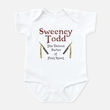Sweeney Todd Infant Bodysuit