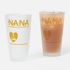Unique Nana and papa Drinking Glass