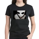Alien Women's Dark T-Shirt