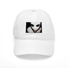 Alien Grey Baseball Cap