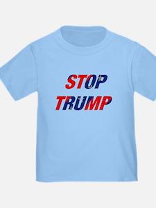 Stop Trump Toddle T-Shirt