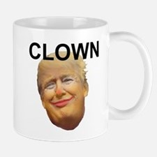 Trump Clown Mugs