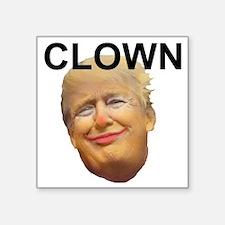 Trump Clown Sticker