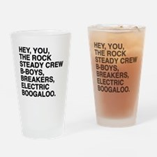 Unique Rock steady Drinking Glass