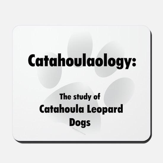 Catahoulaology Mousepad
