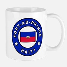 Port-au-Prince Haiti Mugs