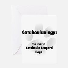 Catahoulaology Greeting Card