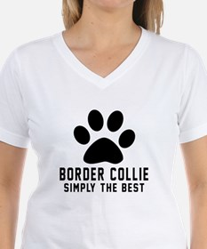 Border Collie Simply The Be Shirt