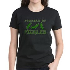 Powered By Pickles Tee