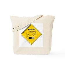 Pegasus Xing ~  Tote Bag