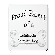 Catahoula Proud Parent Mousepad