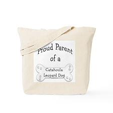 Catahoula Proud Parent Tote Bag