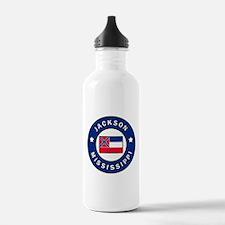 Jackson Mississippi Water Bottle