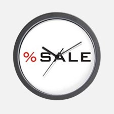 Sale Wall Clock