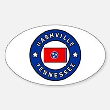 Cute Hendersonville tennessee state Decal