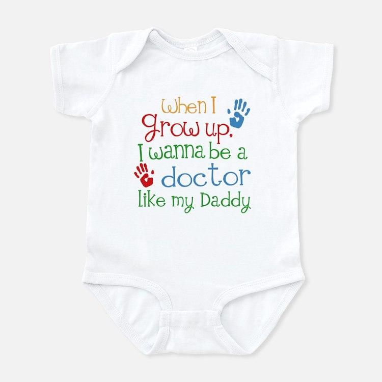 Doctor Like Daddy Infant Bodysuit