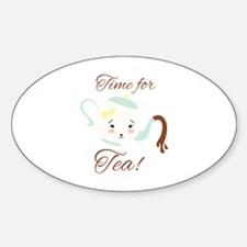 Time For Tea Decal