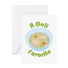 Deli Favorite Greeting Cards