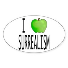 Surrealism Decal